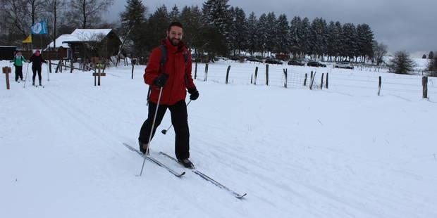 Neuf centres de ski ouverts en province de Luxembourg (PHOTOS & VIDEO) - La DH