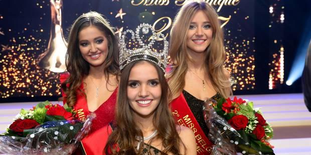 Miss Belgique 2017: encore une flamande ! (PHOTOS) - La DH