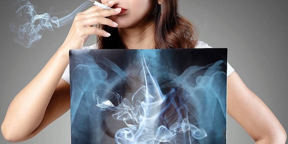 De plus en plus de femmes contractent un cancer - La DH