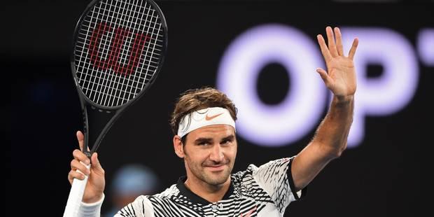 """Roger Federer heureux de """"pouvoir jouer un tennis normal"""" - La DH"""