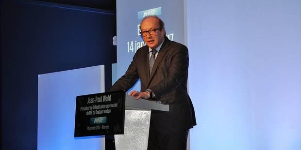 Brabant wallon: Le MR agacé par la politique régionale - La DH