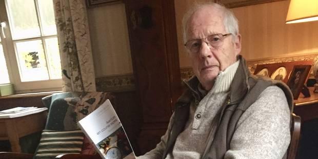 Limelette: Damien de Failly, noble travailleur et écrivain - La DH