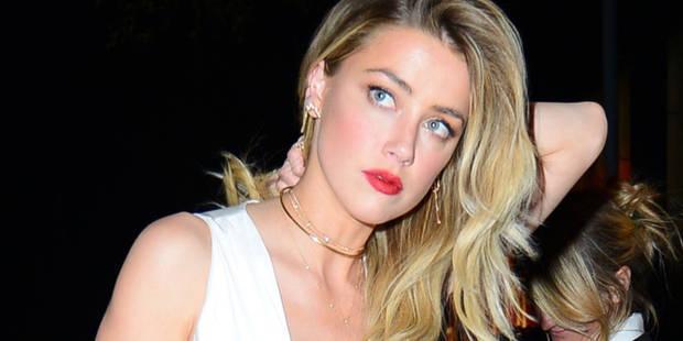 Tout juste divorcée, Amber Heard aurait retrouvé l'amour... avec un milliardaire ! - La DH