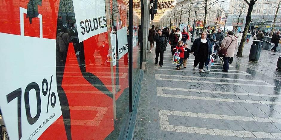 Liège : les magasins seront ouverts le 29 janvier