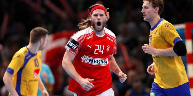Mondial de handball: le Danemark accroché pour son premier test contre la Suède - La DH
