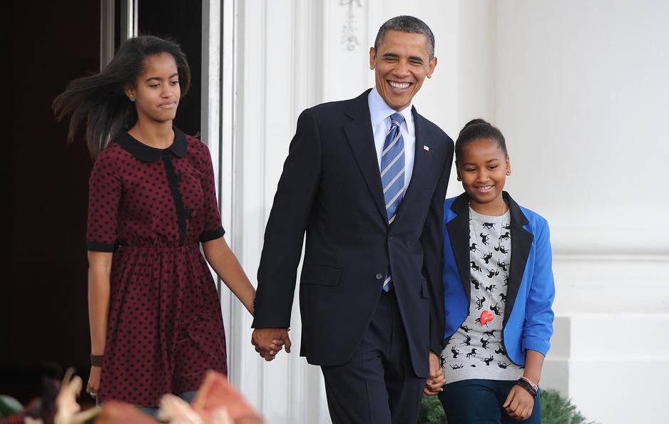 Thanksgiving à la Maison Blanche, 2011