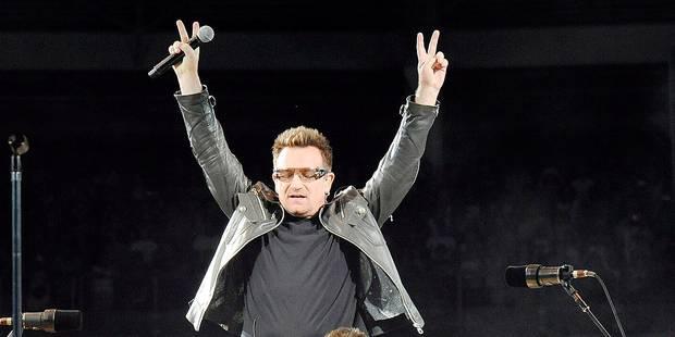 Concert de U2: des places illégalement vendues ! - La DH