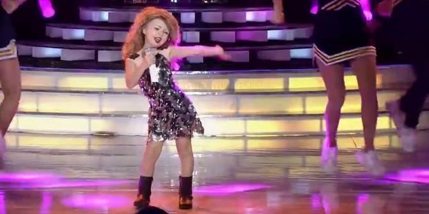 A 7 ans, elle reprend un tube de Taylor Swift et impressionne le jury (VIDEO) - La DH