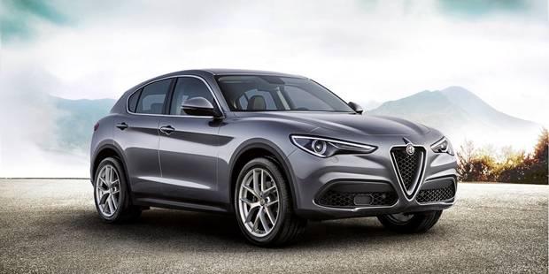Alfa Romeo Stelvio: les commandes sont ouvertes - La DH