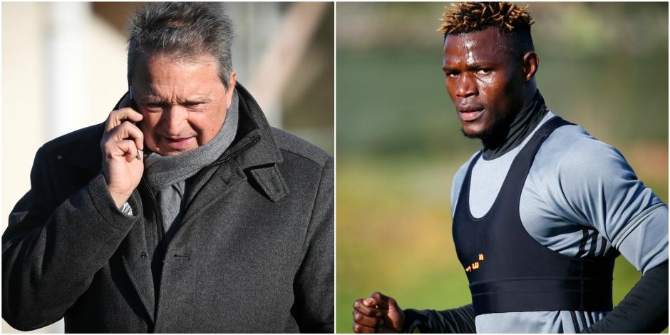 Badji autorisé à quitter Anderlecht, Van Holsbeeck suit deux gardiens