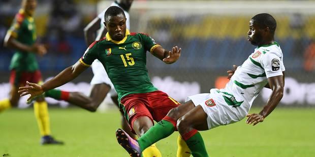 CAN: le Cameroun a eu très chaud contre la Guinée-Bissau (2-1) - La DH