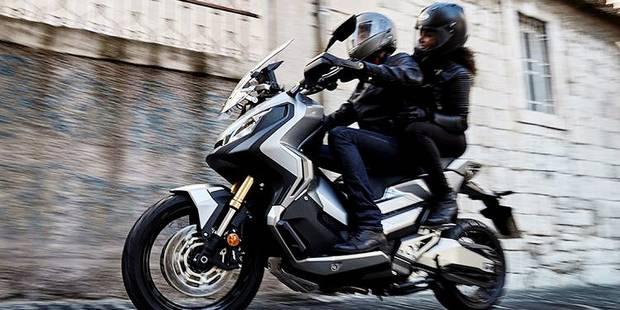 Salon de l'Auto: le Belge est plus motard que jamais - La DH