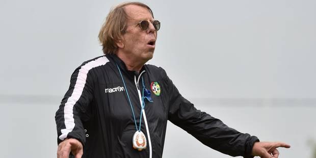 """Claude Le Roy, coach du Togo: """"Je veux qu'une équipe d'Afrique devienne championne du monde"""" - La DH"""