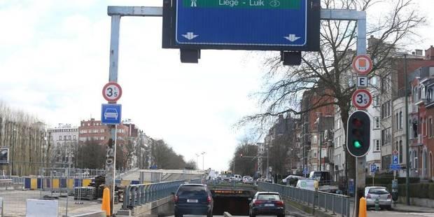 Bruxelles: Quatre tunnels du complexe Reyers bientôt en travaux - La DH