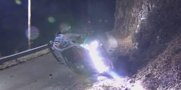 Drame au Rallye Monte-Carlo: décès du spectateur heurté par la voiture de Hayden Paddon(VIDEO) - La DH