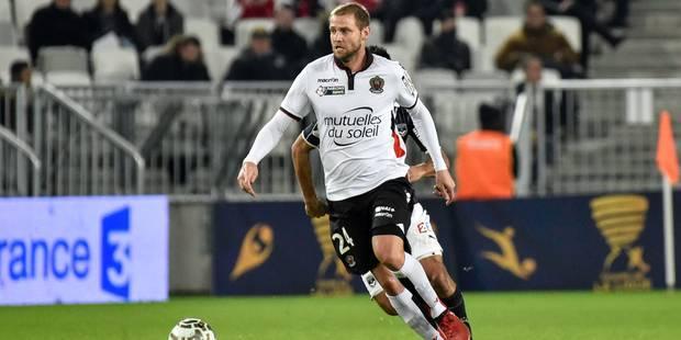 Mathieu Bodmer proposé au Standard - La DH