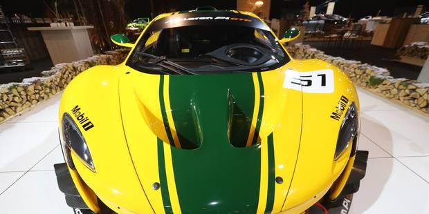 Les voitures les plus chères du Salon de l'Auto enfin visibles ! - La DH
