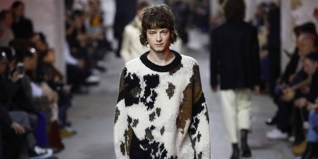 Les gars de laine de Dries Van Noten - La DH