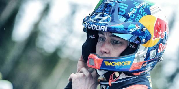 Neuville conforte son avance en tête du Monte-Carlo (VIDEO) - La DH