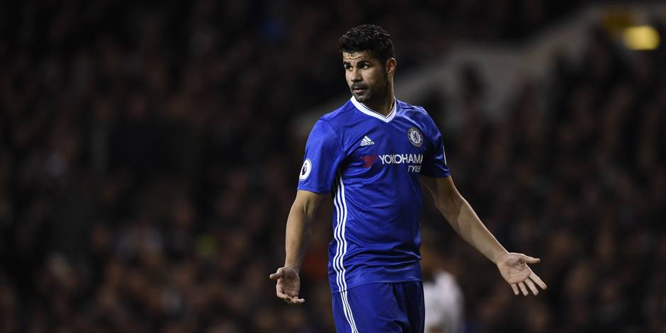 "Chelsea: Diego Costa ""disponible"" contre Hull"