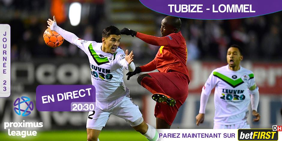 Tubize réalise la bonne affaire (2-0)