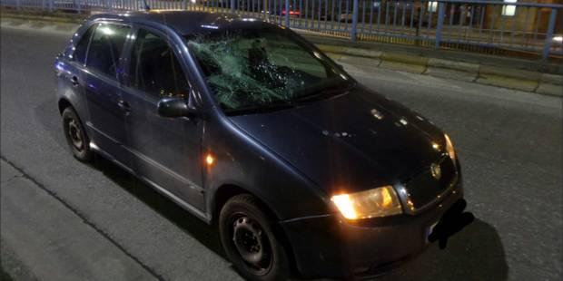 Charleroi: Un piéton fauché par une voiture - La DH