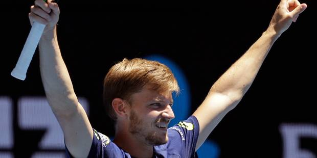 Open d'Australie: David Goffin se qualifie, Istomin poursuit son chemin, Nadal dans la douleur
