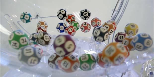 Lotto: 39 millionnaires en 2016 - La DH