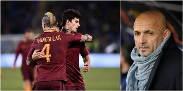 "Spalletti: ""Radja Nainggolan vaut autant que Pogba"" - La DH"