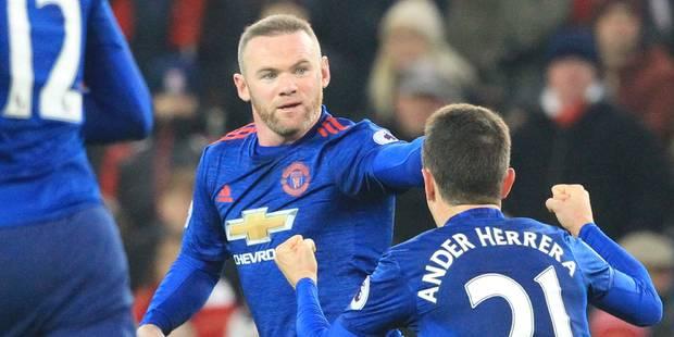 Le bijou de Rooney qui le fait entrer dans la légende de ManU! (VIDEO) - La DH
