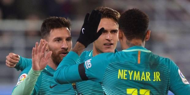 Liga: Séville et Barcelone talonnent, Griezmann détonne - La DH