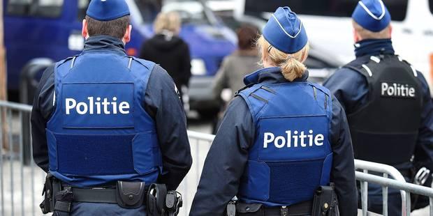 Les policiers de la zone Midi forcés d'utiliser des gilets pare-balles périmés! - La DH