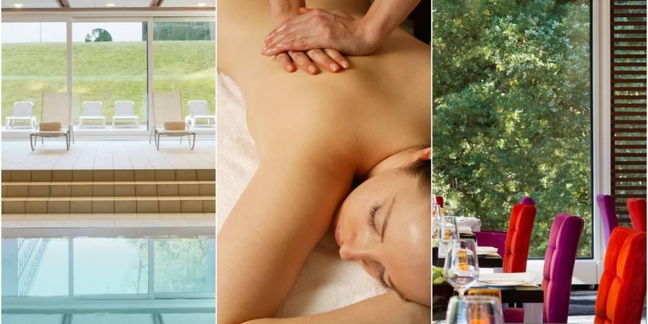 On a testé le massage le plus chaud de l'année
