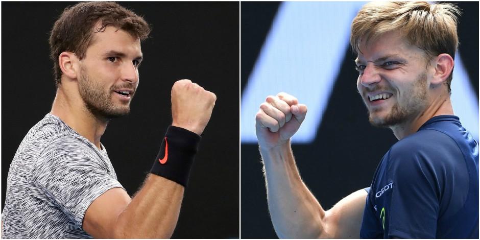 Tennis/Open d'Australie - Dimitrov élimine Istomin, tombeur de Djokovic