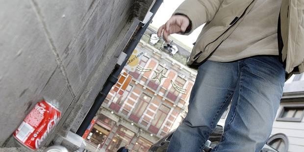 Bruxelles-Ville: Les comportements inciviques moins sanctionnés en 2016 - La DH