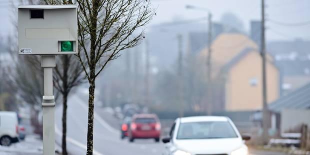 Les infractions de roulage en forte hausse dans le Brabant wallon - La DH