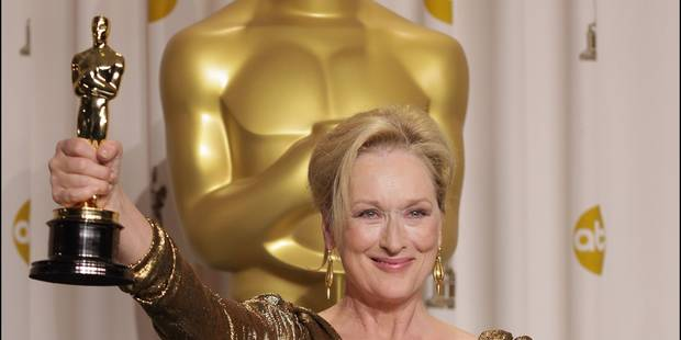 Meryl Streep bat son propre record avec sa 20e nomination aux Oscars - La DH