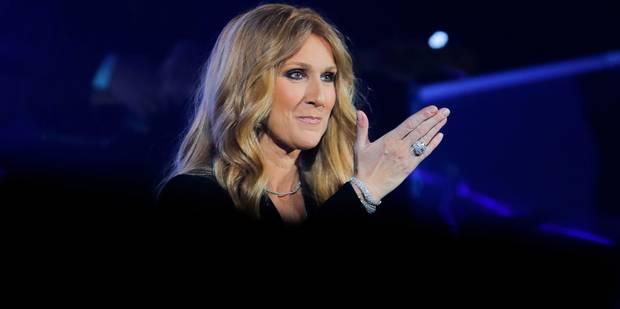 Céline Dion en Europe, mais pas en Belgique! - La DH