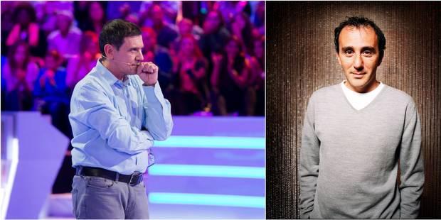 """Christian (Douze coups de midi) répond à Elie Semoun qui l'avait traité de """"débile"""" - La DH"""