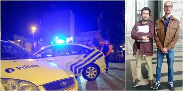 Violences policières au bois de la Cambre: les quatre inspecteurs condamnés - La DH