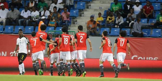 CAN 2017: L'Egypte s'offre le denier billet pour les quarts de finale, le Mali éliminé - La DH