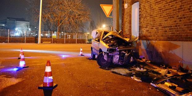 Un jeune homme perd la vie dans un violent accident - La DH