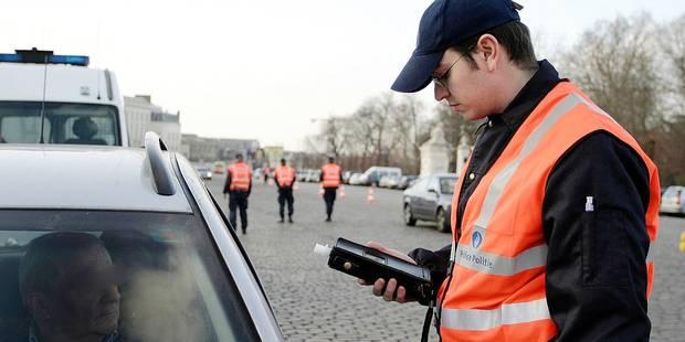 Dix fois plus de tests d'alcoolémie en trois ans dans la zone de police Bruxelles-Ixelles - La DH