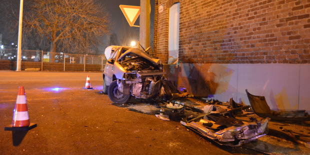 Gaurain-Ramecroix : La victime est un habitant de Brasménil de 21 ans - La DH