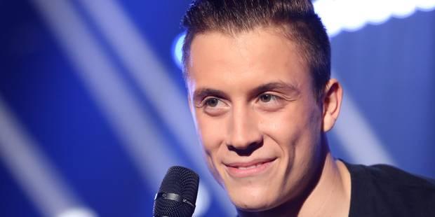 Loïc Nottet sacré aux D6bels Music Awards - La DH