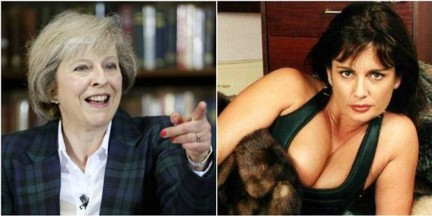 Quand l'équipe de Donald Trump confond Theresa May avec... une actrice porno ! - La DH