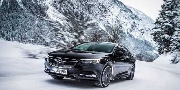 L'offensive Opel... contre le froid - La DH
