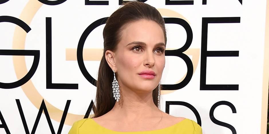 Natalie Portman enceinte et dénudée pour Vanity Fair