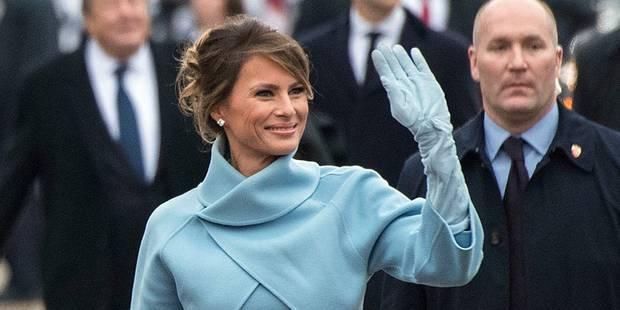 Polémique: Melania Trump en Une du Vanity Fair Mexique - La DH