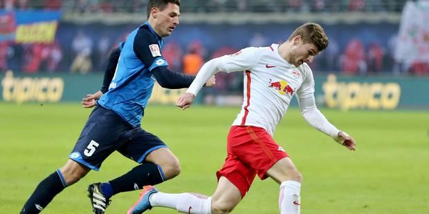 Bundesliga: et Leipzig terrassa enfin Hoffenheim - La DH